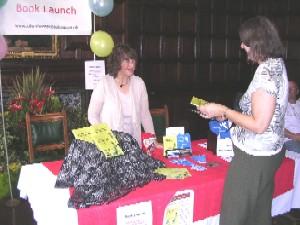 """Cobwebs"" Book Launch"